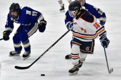 CIAC Ice Hockey; L.H.- H-K, Cogin. 8 vs Newtown 1 - Photo # (373)