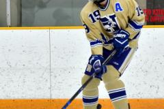 CIAC Ice Hockey; Newtown 2 vs. Daniel Hand 6 - Photo # 057
