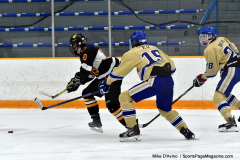 CIAC Ice Hockey; Newtown 2 vs. Daniel Hand 6 - Photo # 1121