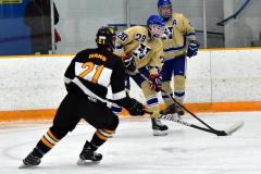 CIAC Ice Hockey; Newtown 2 vs. Daniel Hand 6 - Photo # 1125