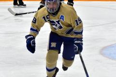 CIAC Ice Hockey; Newtown 2 vs. Daniel Hand 6 - Photo # 1165
