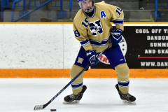 CIAC Ice Hockey; Newtown 2 vs. Daniel Hand 6 - Photo # 1304