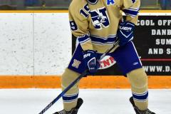CIAC Ice Hockey; Newtown 2 vs. Daniel Hand 6 - Photo # 1305