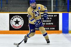 CIAC Ice Hockey; Newtown 2 vs. Daniel Hand 6 - Photo # 1307