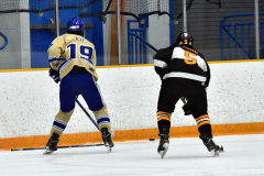 CIAC Ice Hockey; Newtown 2 vs. Daniel Hand 6 - Photo # 1315