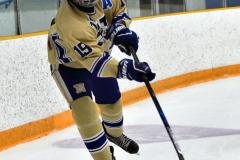 CIAC Ice Hockey; Newtown 2 vs. Daniel Hand 6 - Photo # 1423