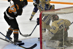 CIAC Ice Hockey; Newtown 2 vs. Daniel Hand 6 - Photo # 1427