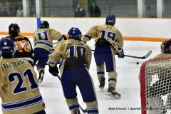 CIAC Ice Hockey; Newtown 2 vs. Daniel Hand 6 - Photo # 1432