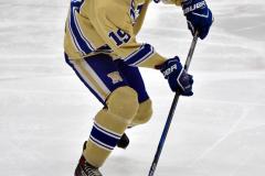 CIAC Ice Hockey; Newtown 2 vs. Daniel Hand 6 - Photo # 219
