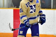 CIAC Ice Hockey; Newtown 2 vs. Daniel Hand 6 - Photo # 542