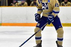 CIAC Ice Hockey; Newtown 2 vs. Daniel Hand 6 - Photo # 818