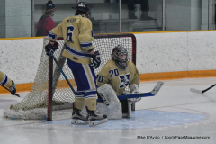 CIAC Ice Hockey; Focused on Newtown 7 vs. Mt. Everett 1 - Photo 096