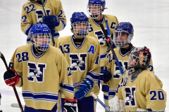 CIAC Ice Hockey; Focused on Newtown 7 vs. Mt. Everett 1 - Photo 1101