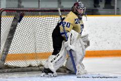 CIAC Ice Hockey; Focused on Newtown 7 vs. Mt. Everett 1 - Photo 168