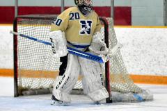 CIAC Ice Hockey; Focused on Newtown 7 vs. Mt. Everett 1 - Photo 481