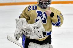 CIAC Ice Hockey; Focused on Newtown 7 vs. Mt. Everett 1 - Photo 550