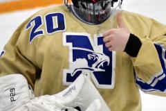 CIAC Ice Hockey; Focused on Newtown 7 vs. Mt. Everett 1 - Photo 551