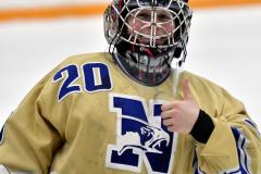 CIAC Ice Hockey; Focused on Newtown 7 vs. Mt. Everett 1 - Photo 552