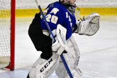 CIAC Ice Hockey; L.H.- H-K, Cogin. 8 vs Newtown 1 - Photo # (122)
