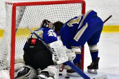 CIAC Ice Hockey; L.H.- H-K, Cogin. 8 vs Newtown 1 - Photo # (177)