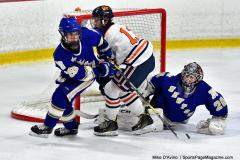 CIAC Ice Hockey; L.H.- H-K, Cogin. 8 vs Newtown 1 - Photo # (286)