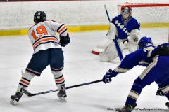CIAC Ice Hockey; L.H.- H-K, Cogin. 8 vs Newtown 1 - Photo # (550)