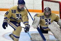 CIAC Ice Hockey; Newtown 2 vs. Daniel Hand 6 - Photo # 1187