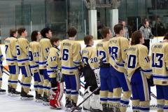 CIAC Ice Hockey; Newtown 2 vs. Daniel Hand 6 - Photo # 441