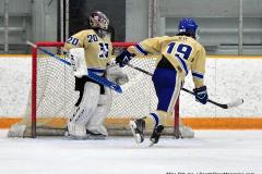 CIAC Ice Hockey; Newtown 2 vs. Daniel Hand 6 - Photo # 751
