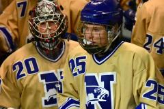CIAC Ice Hockey; Newtown 2 vs. Daniel Hand 6 - Photo # 933