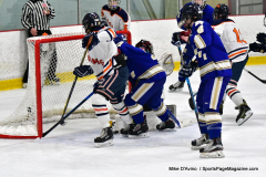 CIAC Ice Hockey; L.H.- H-K, Cogin. 8 vs Newtown 1 - Photo # (531)