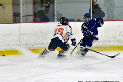CIAC Ice Hockey; L.H.- H-K, Cogin. 8 vs Newtown 1 - Photo # (924)