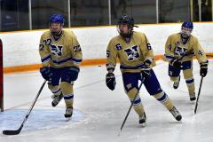 CIAC Ice Hockey; Focused on Newtown 7 vs. Mt. Everett 1 - Photo 112