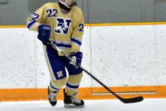 CIAC Ice Hockey; Focused on Newtown 7 vs. Mt. Everett 1 - Photo 381
