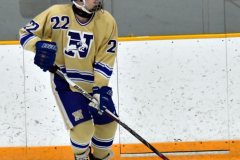 CIAC Ice Hockey; Focused on Newtown 7 vs. Mt. Everett 1 - Photo 382