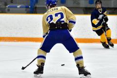 CIAC Ice Hockey; Focused on Newtown 7 vs. Mt. Everett 1 - Photo 445