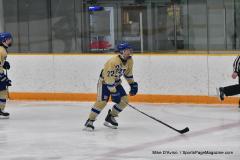 CIAC Ice Hockey; Newtown 2 vs. Daniel Hand 6 - Photo # 1240
