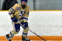 CIAC Ice Hockey; Newtown 2 vs. Daniel Hand 6 - Photo # 1251