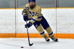 CIAC Ice Hockey; Newtown 2 vs. Daniel Hand 6 - Photo # 1253