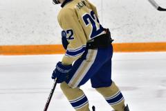CIAC Ice Hockey; Newtown 2 vs. Daniel Hand 6 - Photo # 1457