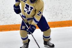 CIAC Ice Hockey; Newtown 2 vs. Daniel Hand 6 - Photo # 1502