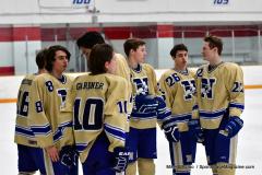 CIAC Ice Hockey; Newtown 2 vs. Daniel Hand 6 - Photo # 2059