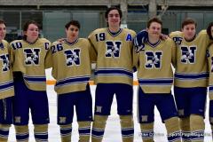 CIAC Ice Hockey; Newtown 2 vs. Daniel Hand 6 - Photo # 2086