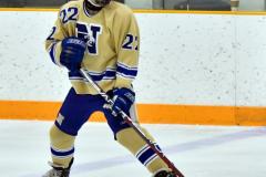 CIAC Ice Hockey; Newtown 2 vs. Daniel Hand 6 - Photo # 561