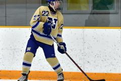CIAC Ice Hockey; Newtown 2 vs. Daniel Hand 6 - Photo # 630