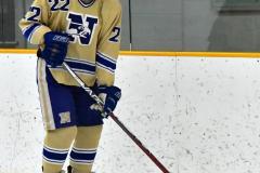 CIAC Ice Hockey; Newtown 2 vs. Daniel Hand 6 - Photo # 743