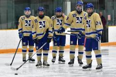 CIACT D3 Ice Hockey; #8 Newtown 7 vs. #9 Wilton 2 - Photo # 215
