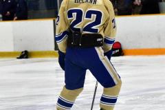 CIACT D3 Ice Hockey; #8 Newtown 7 vs. #9 Wilton 2 - Photo # 323