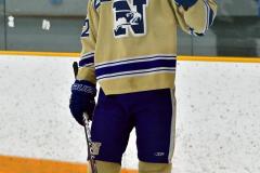 CIACT D3 Ice Hockey; #8 Newtown 7 vs. #9 Wilton 2 - Photo # 871