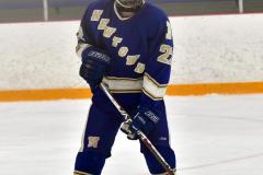 CIACT Ice Hockey D3 QFs; #1 Hand 5 vs. #8 Newtown 0 - Photo # 396